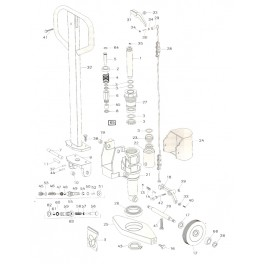 Pramac Lifter GS - hydraulická jednotka