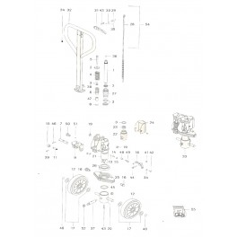 Pramac Lifter GS Premium - hydraulická jednotka